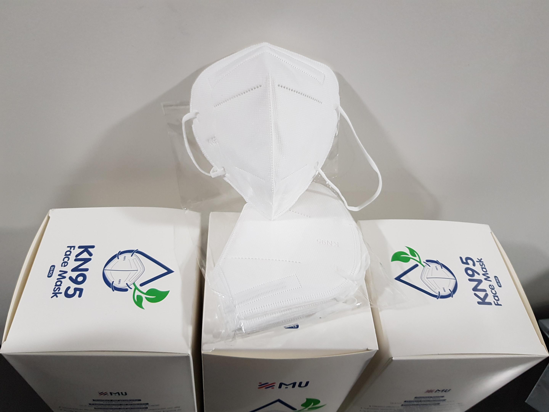 Caja Respirador KN 95