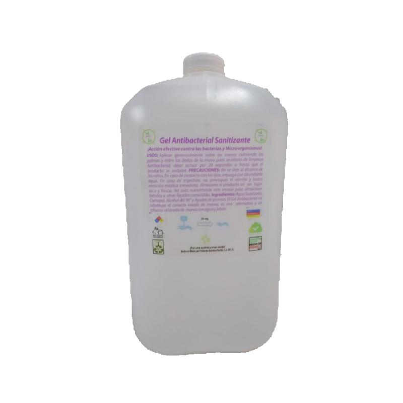 Galón Gel Antibacterial