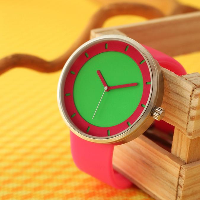 Reloj Neon